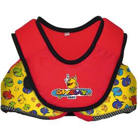 Grabner Swimy Kinderen geel/rood